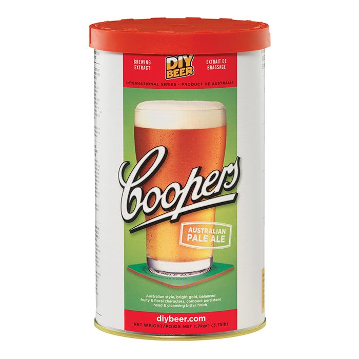 Coopers Australian Pale Ale (1.7kg)