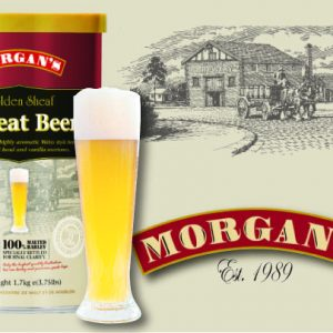 Morgan's Golden Sheaf Wheat