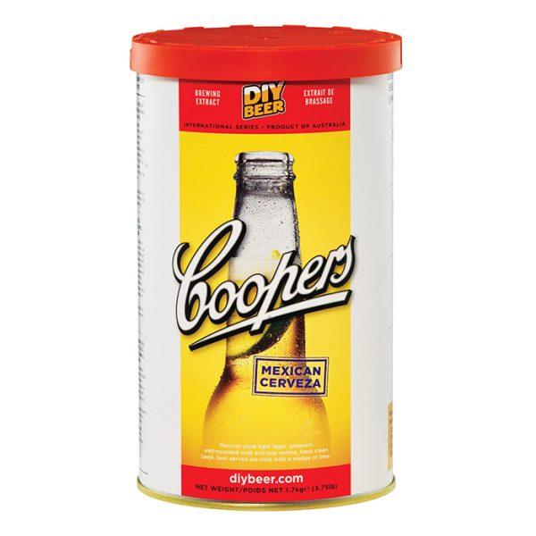 Coopers Mexican Cervesa (1.7kg)