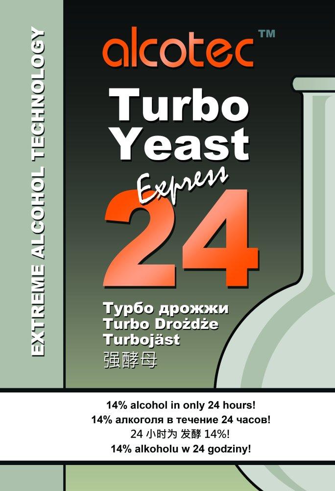 Alcotec Express 24 yeast