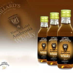 Willards Premium Ambrosia Whisky