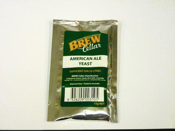 Brew Cellar American Ale Yeast