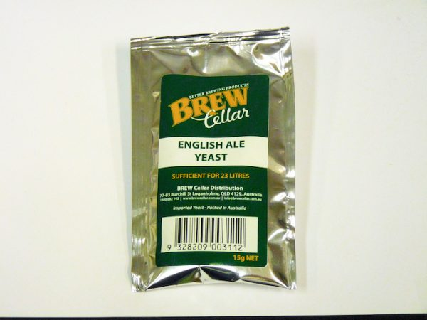 Brew Cellar English Ale Yeast