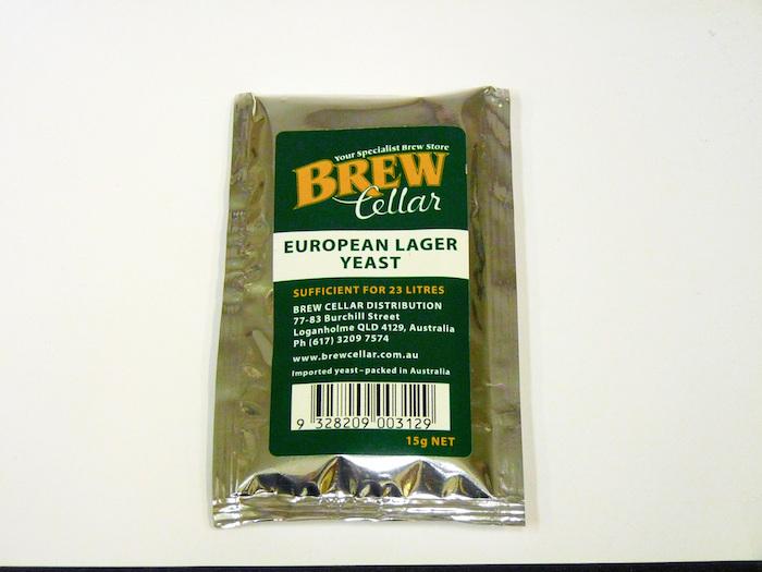 Brew Cellar European Lager Yeast