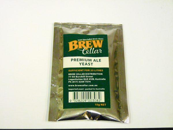 Brew Cellar Premium Ale Yeast