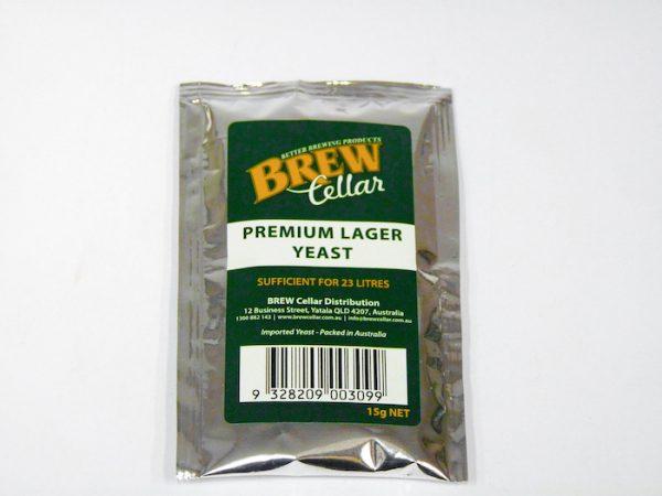 Brew Cellar Premium Lager Yeast