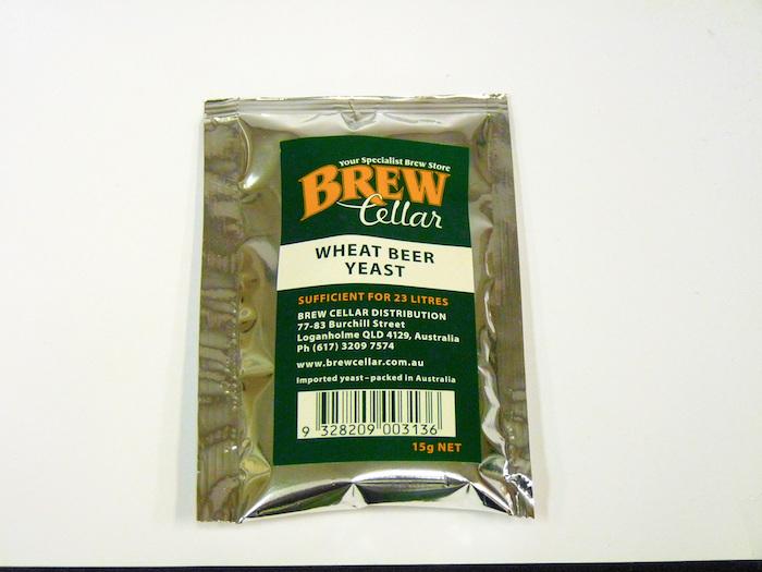 Brew Cellar Wheat Beer Yeast