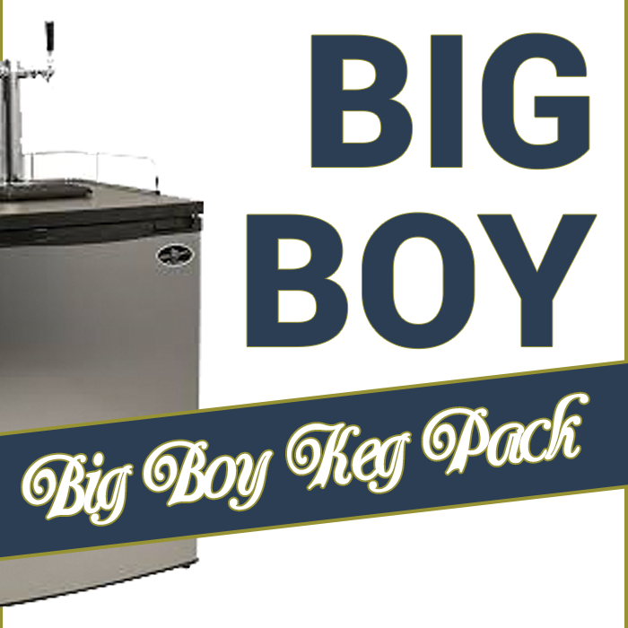 The Big Boy Keg Pack