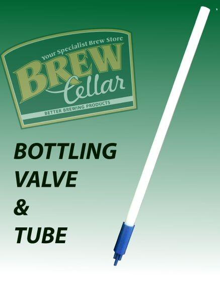 Bottling Valve incl Tube