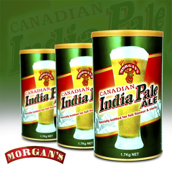 Morgan's Canadian India Pale Ale