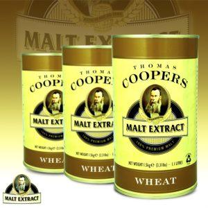 Coopers Wheat Malt Extract