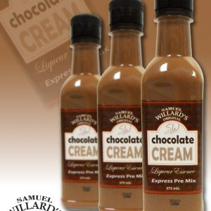 Willards PreMix Chocolate Cream