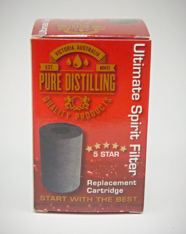 5 Star Carbon Filter Cartridge