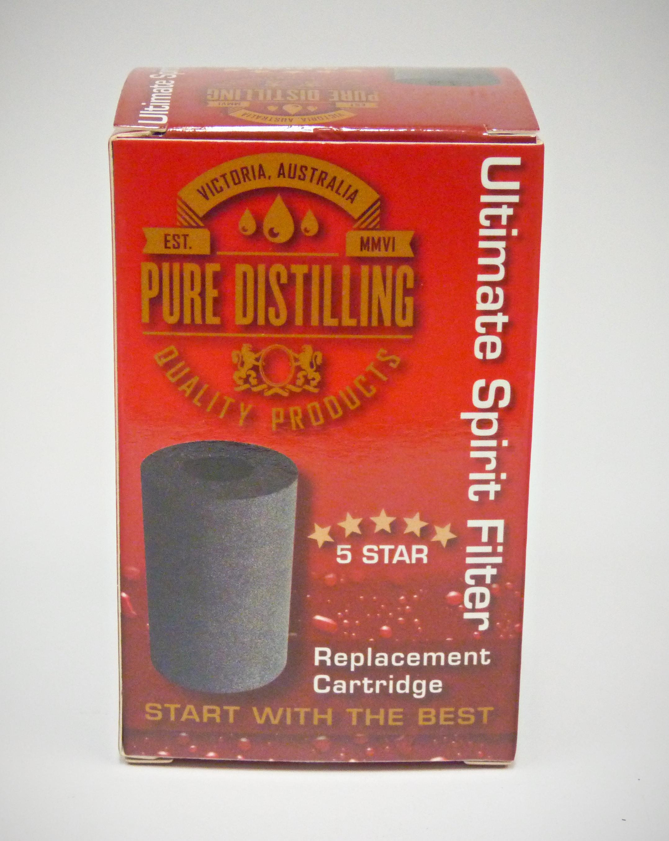 5 Star Carbon Filter Cartridge