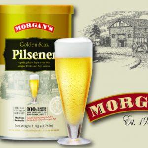 Morgan's Golden Saaz Pilsener