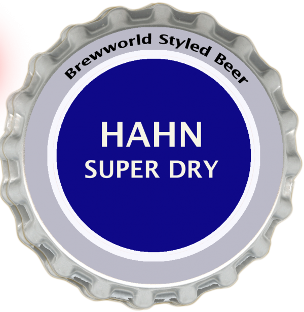 Hahn Super Dry Style