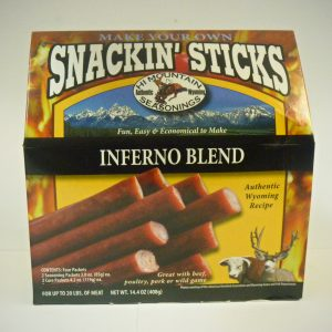 Snack Sticks Inferno Blend