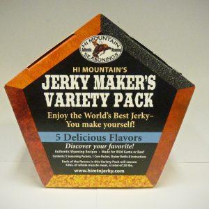 Jerky Seasonings Variety Pack 1