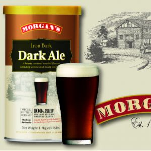 Morgan's Premium Ironbark Dark Ale