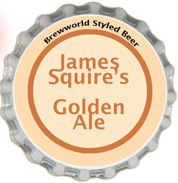 James Squire Golden Ale Style