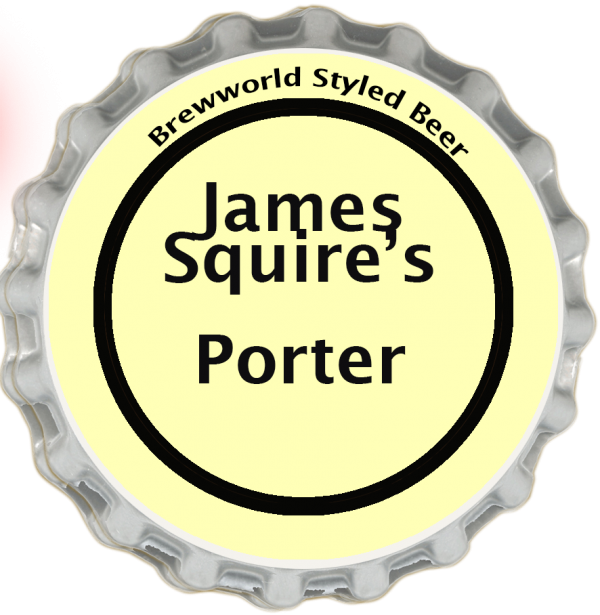 James Squire's Porter Style