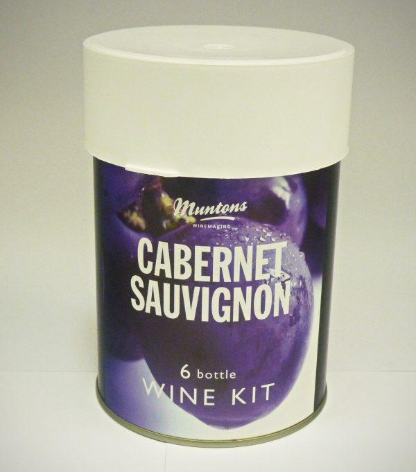 Muntons Cabernet Sauvignon Kit
