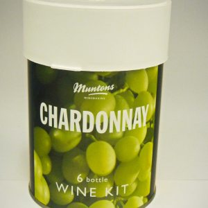 Muntons Chardonnay Wine Kit