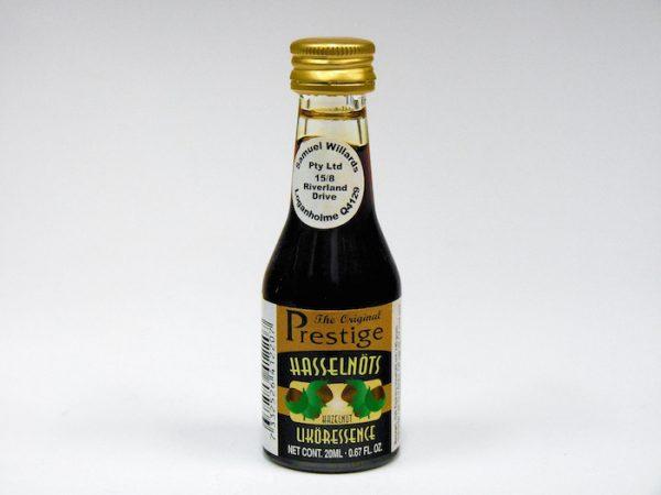 PR Hazelnut Liqueur