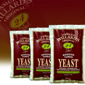 Willards 24 Yeast (SingleUrea Free)