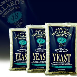 Willards 48 Yeast (SingleUrea Free)