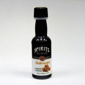 Spirit Unlimited Butterscotch Liqueur