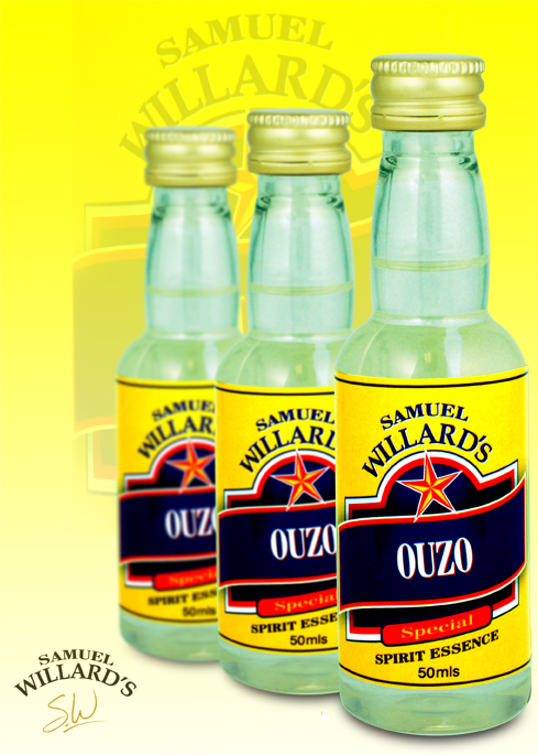 Willards G/Star Ouzo