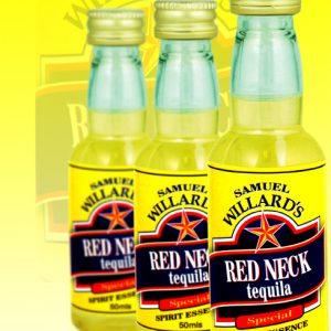 Willards G/Star Tequila Red Neck