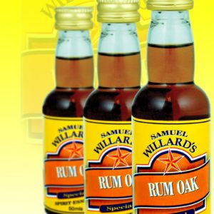 Willards G/Star Oak- Rum