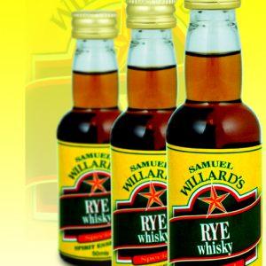 Willards G/Star Whisky Rye