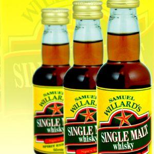 Willards G/Star Whisky Single Malt