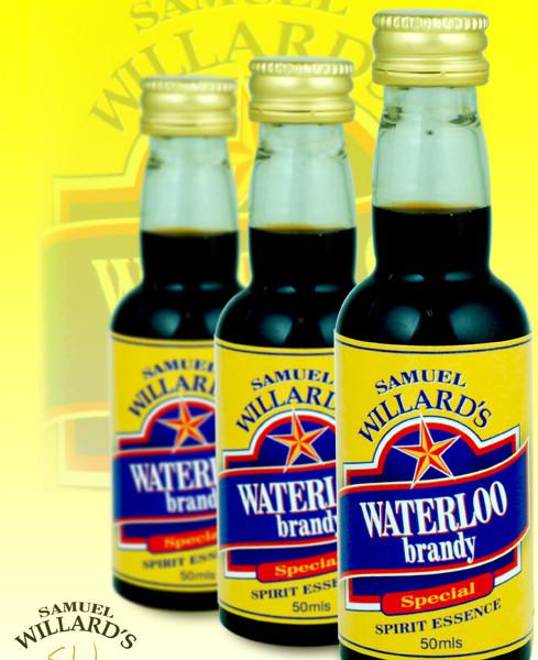Willards G/Star Brandy Waterloo 1