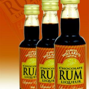Willards Chocolate Rum