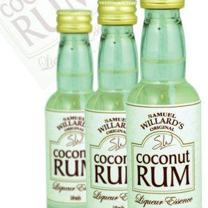 Willards Coconut Rum