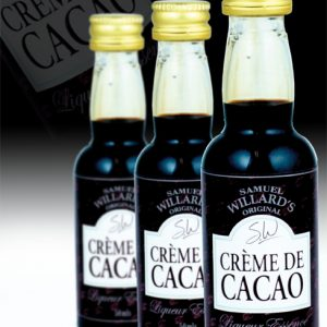 Willards Creme de Cacao
