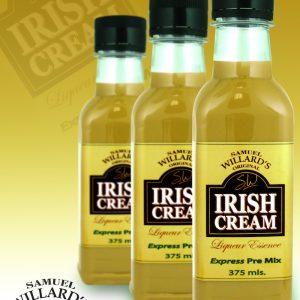 Willards PreMix Irish Cream