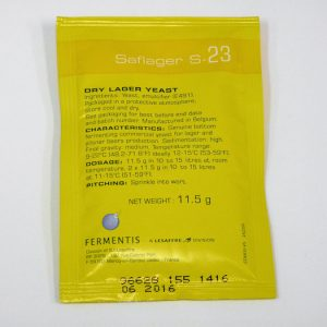 Saflager S-23 yeast 11.5g