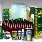 Brew Cellar Micro Brew Starter Kit