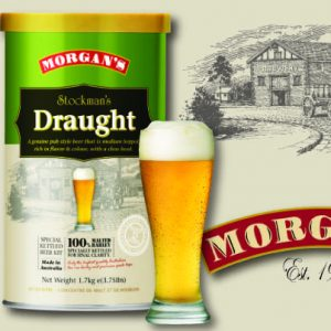 Morgan's Stockmans Draught