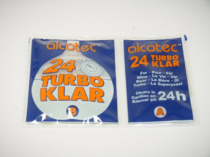 Alcotec Turbo Klar