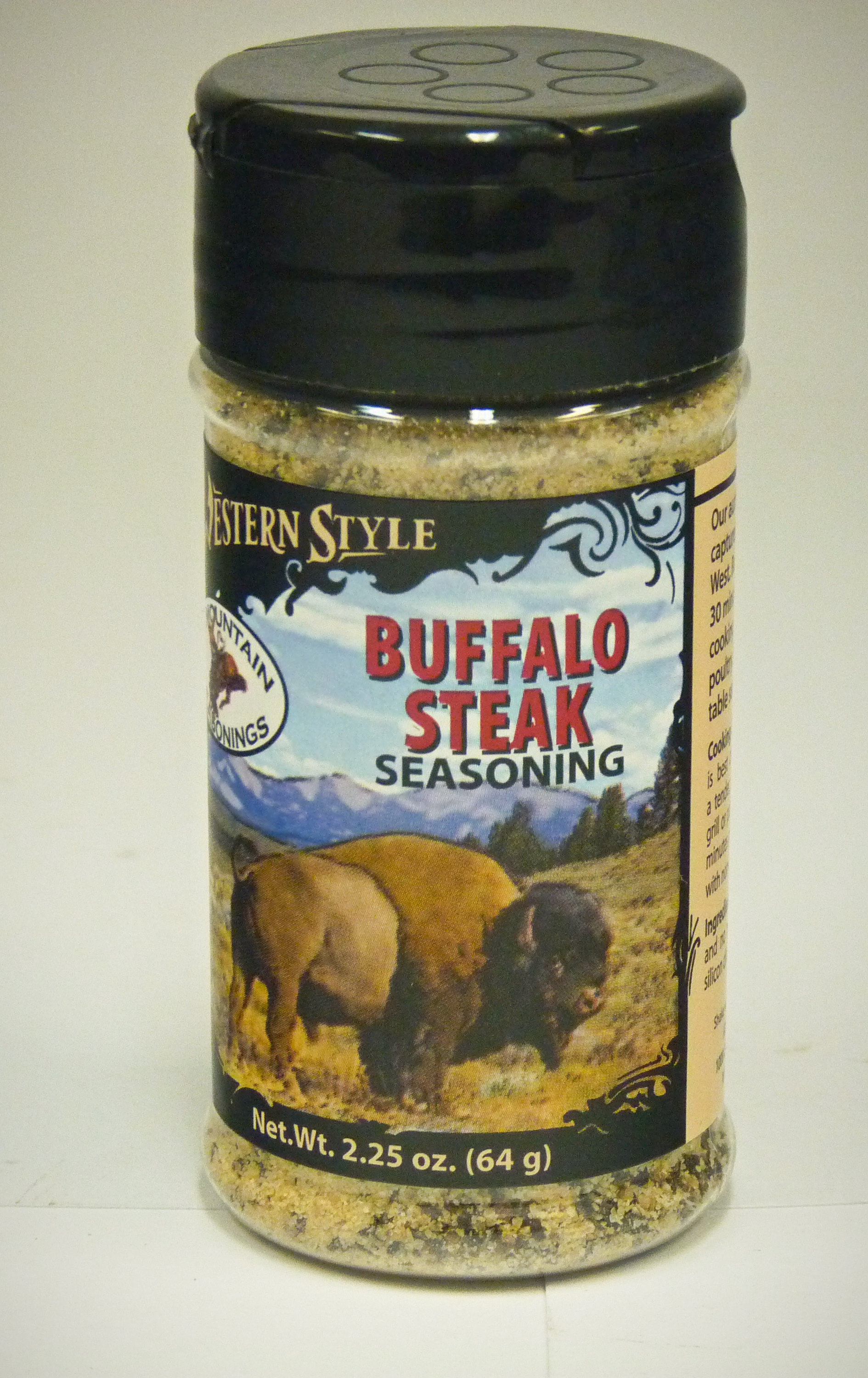 Buffalo Steak Seasoning (64gm)
