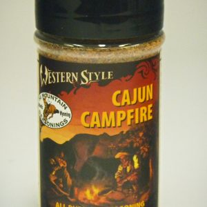 Cajun Campfire Seasoning (64gm)