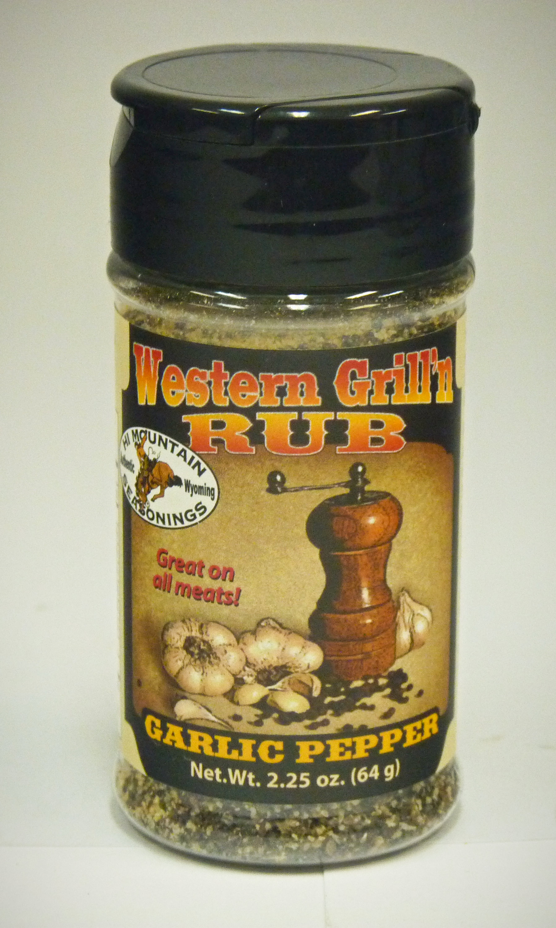 Garlic Pepper Seasoning (64gm)