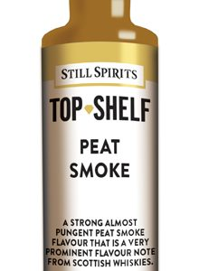 Still Spirit's Top Shelf Peat Smoke