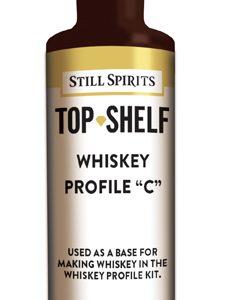 """Still Spirits Whiskey Profile """"C"""""""